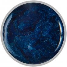 Гель краска № 18 Темно синий мерцающий