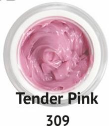 Полигели Tender Pink 309