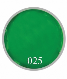 Гель краска №25 Ярко зеленая