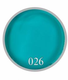 Гель краска №26 Бирюза