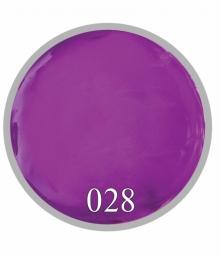 Гель краска №28 Сирень