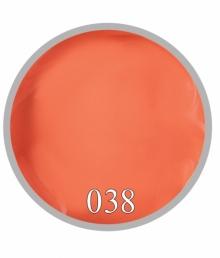 Гель краска №38 Яркий персик