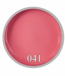 Гель краска №41 Розовая