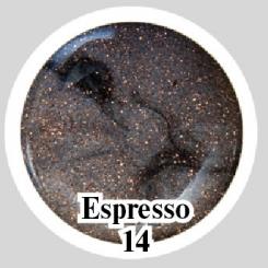 Магнитный гель Espresso 14