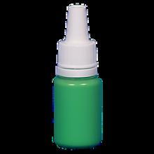 Краска для аэрографии Amro Светло зелёный №121 10мл