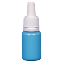Краска для аэрографии Amro Голубой №126 10мл