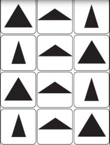 Трафареты для аэрографии Т - 213