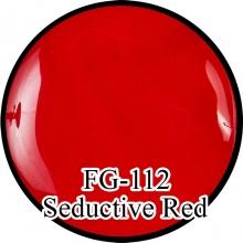 Цветной гель Seductive Red FG-112