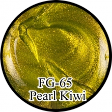 Цветной гель Pearl Kivi FG-65