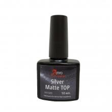 Финиш Silver Matte Top Amro 10 мл