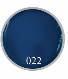Гель краска №22 Синяя