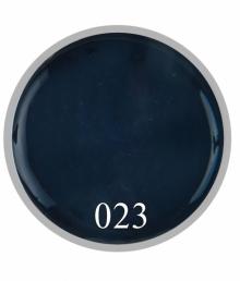 Гель краска №23 Воронье крыло
