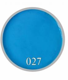 Гель краска №27 Голубой