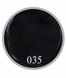Гель краска №35 Черный