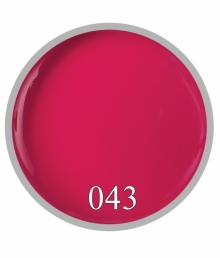 Гель краска №43 Цикломен