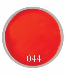 Гель краска №44 Алый