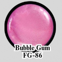Цветной гель Bubble Gum FG-86