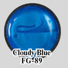 Цветной гель Cloudy Blue FG-89