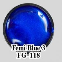 Цветной гель Femi Blue 3 FG-118